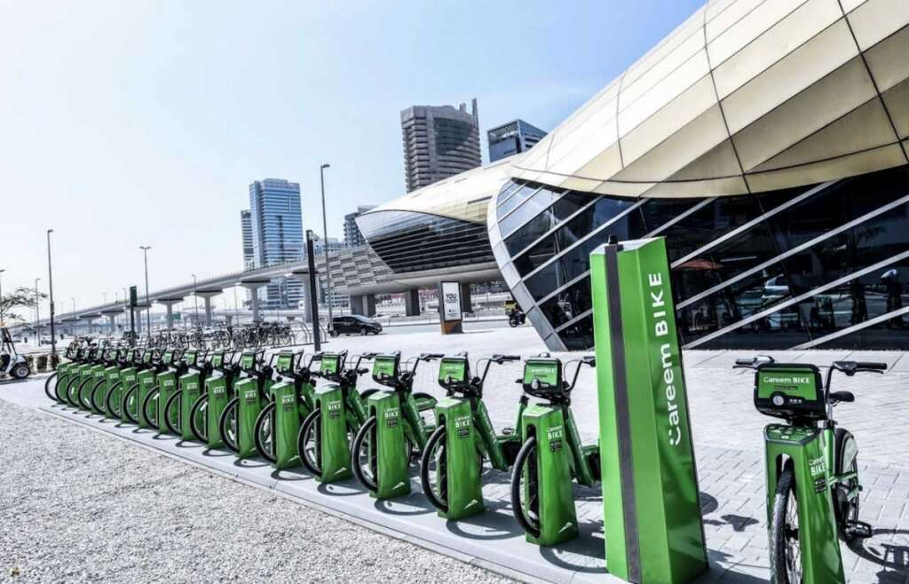 bike rental service, RTA, launches, new, service, 3500 bicycles,  350 stations