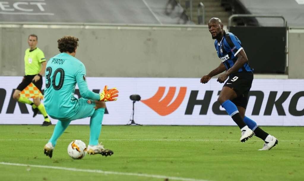 inter milan, thrash, shakhtar Donetsk, 5-0, reach, Europa league, final