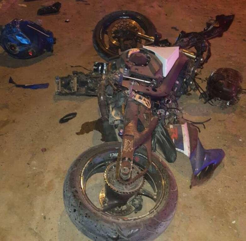 Overspeeding teen dies in UAE motorbike accident