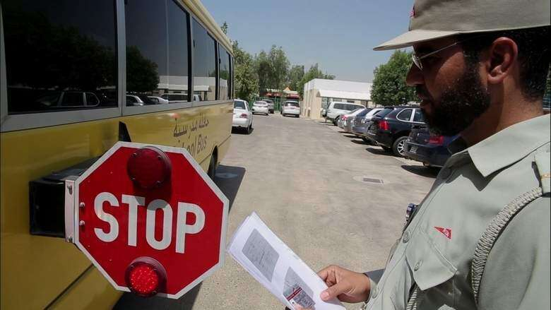 UAE ministry bans bus drivers from school premises - News