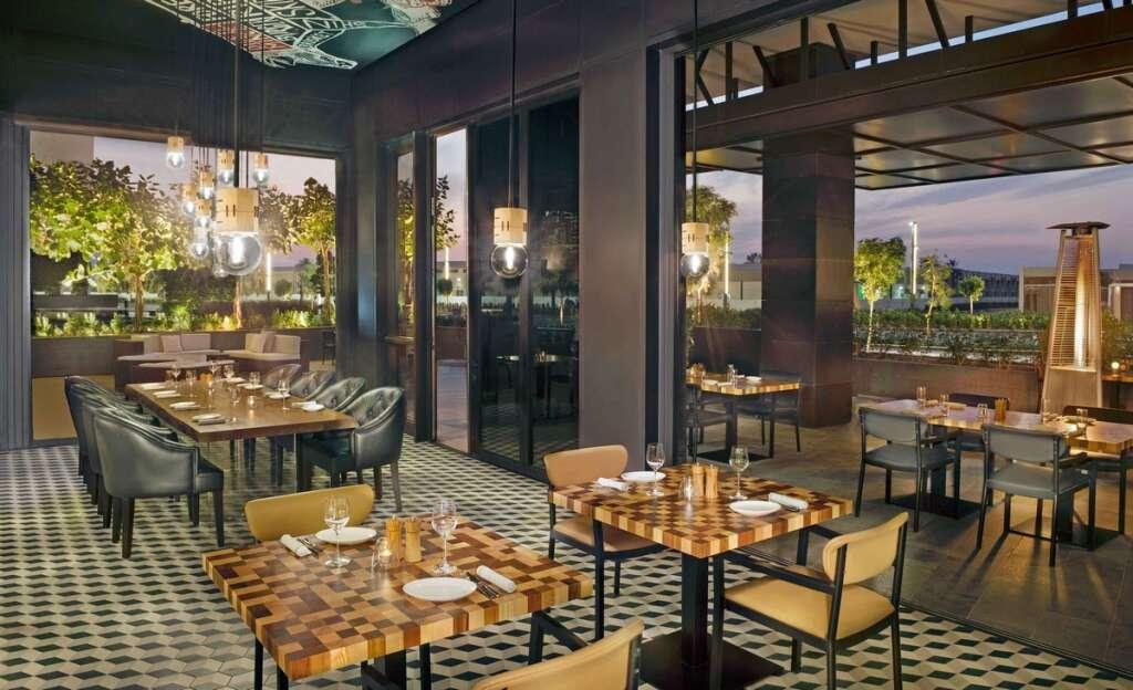 Discover Dubai's lazy, flexible brunch - Khaleej Times on urban barbecue, urban breakfast, urban street food, urban coffee house, urban sports bar,