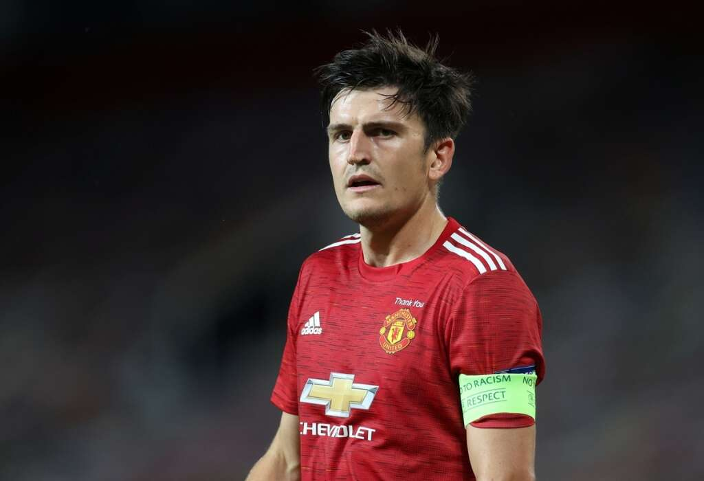 harry maguire, feared, for, life, arrest, police, greece, mykonos, manchester united, england, defender
