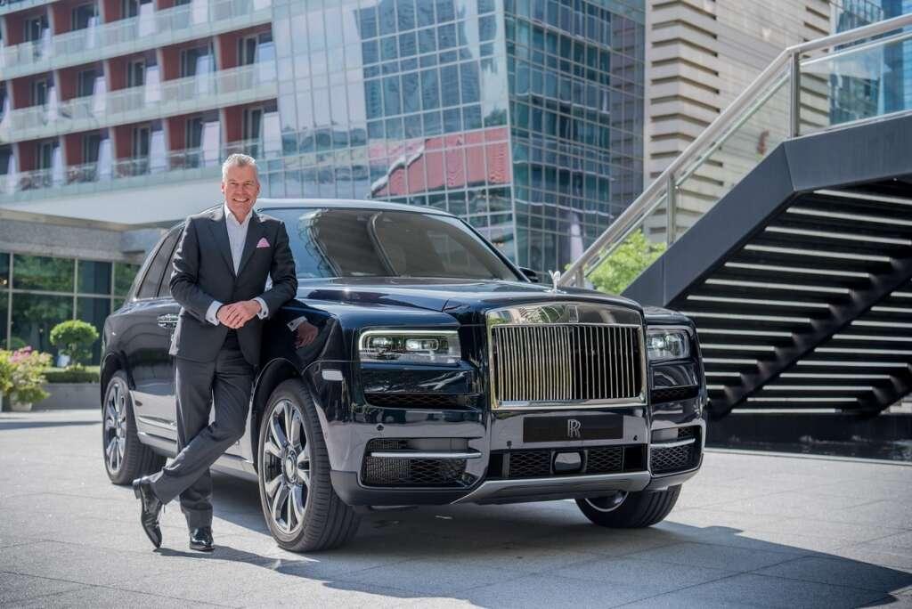 Rolls-Royce car sales in MEA surge 29%
