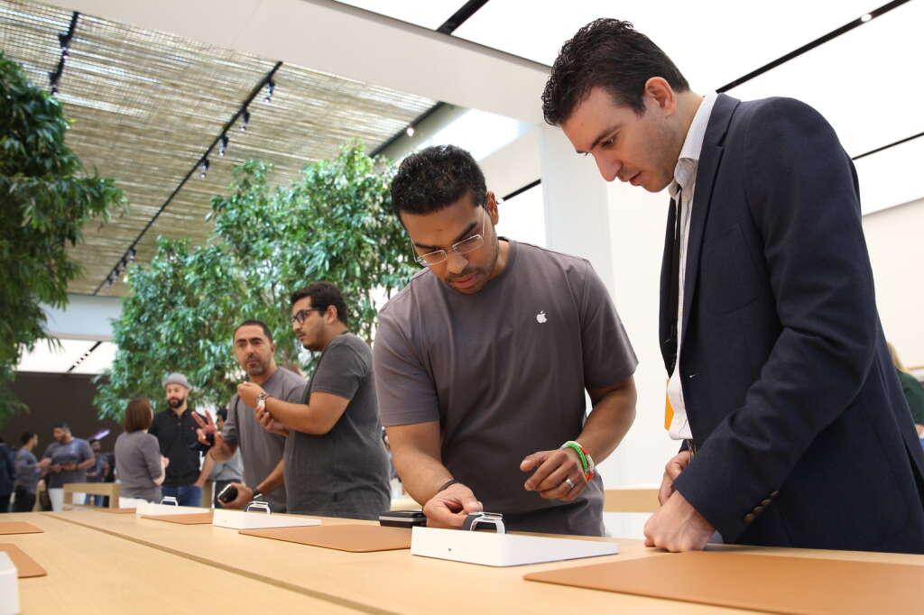 UAE gets a slice of Apple - News | Khaleej Times
