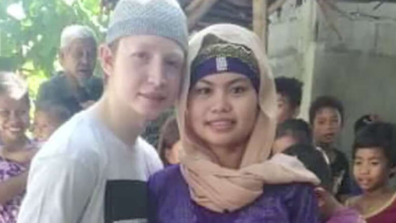 American man accepts Islam after meeting Filipina woman online