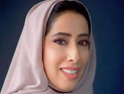 Mona Al Marri, director-general of Dubai Government Media Office