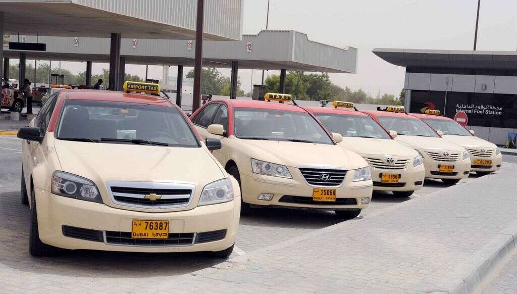 Dubai Taxi fares up by 5 per cent