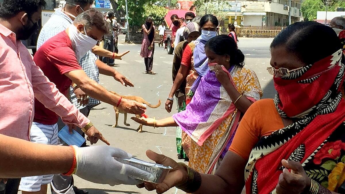 coronavirus in india, covid19 lockdown in india, bengaluru free food