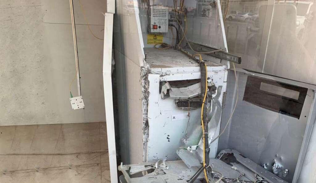 ATM, hammer, crime in Abu Dhabi, crime in UAE