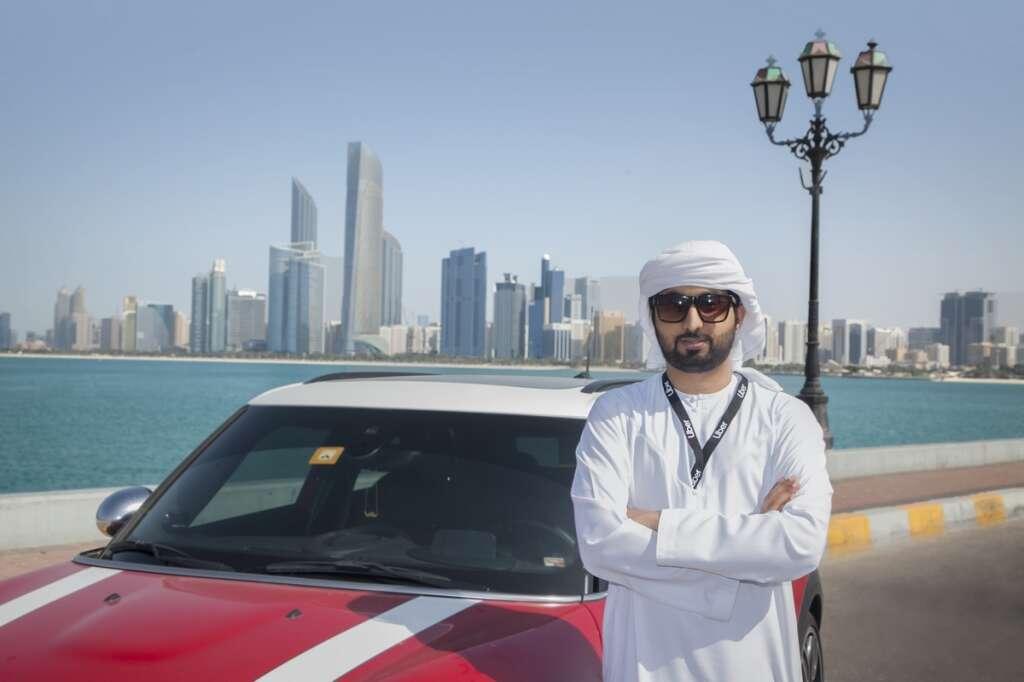 نتيجة بحث الصور عن A man + driving a car + Ramadan