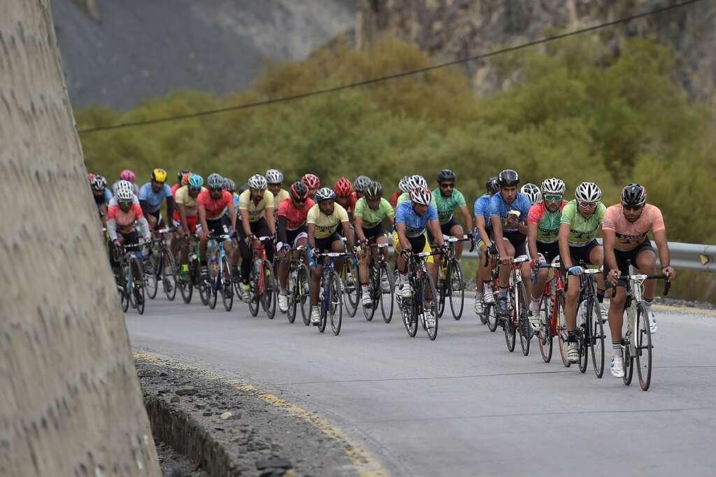 e9901be4985 Tour de Impossible? Pakistan hosts world's toughest cycle race ...