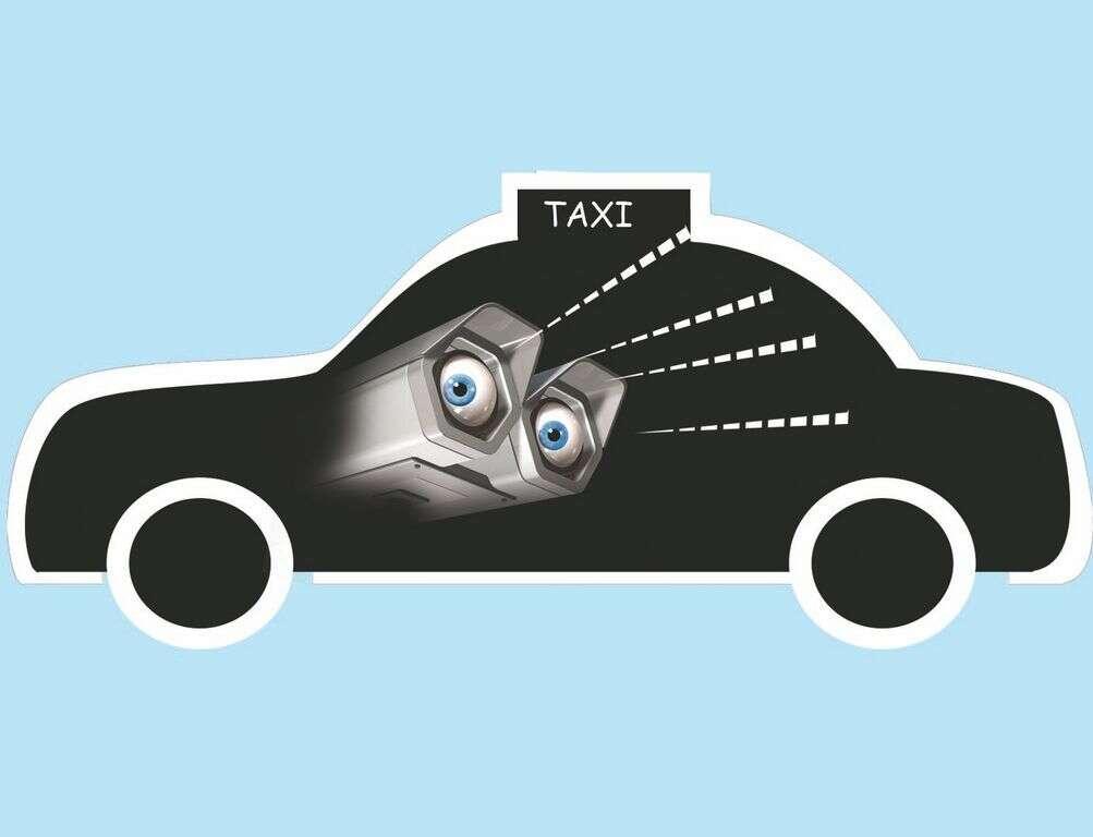 CCTV cameras in Dubai taxis soon?