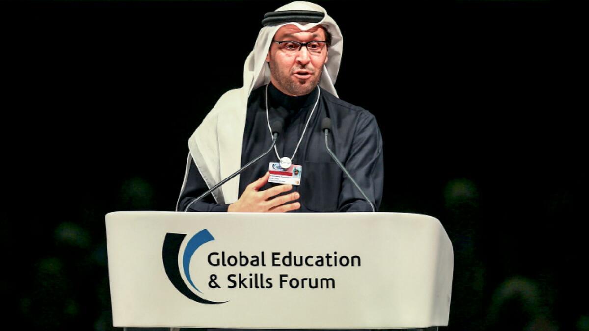 Tariq Al Gurg, CEO and vice-chairman of Dubai Cares. KT file photo
