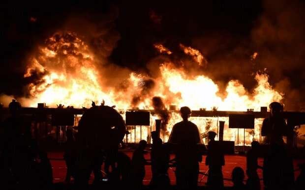 11 dead in Qatar labour camp fire