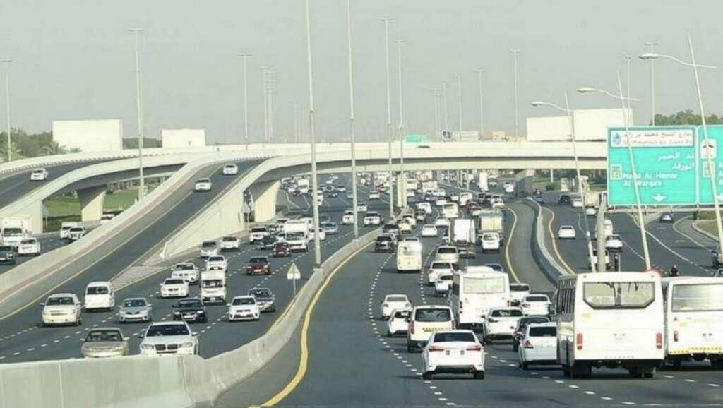 Motorists, UAE traffic, Accident, tailbacks, Dubai, Sharjah roads