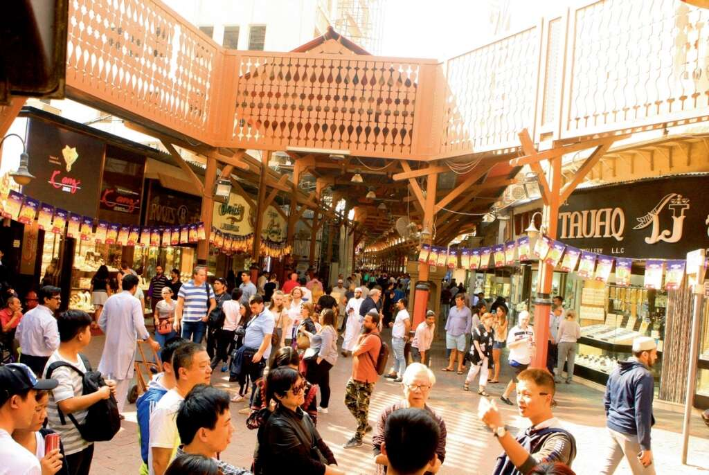 Dubai Gold Souq set to get a glittering makeover - News