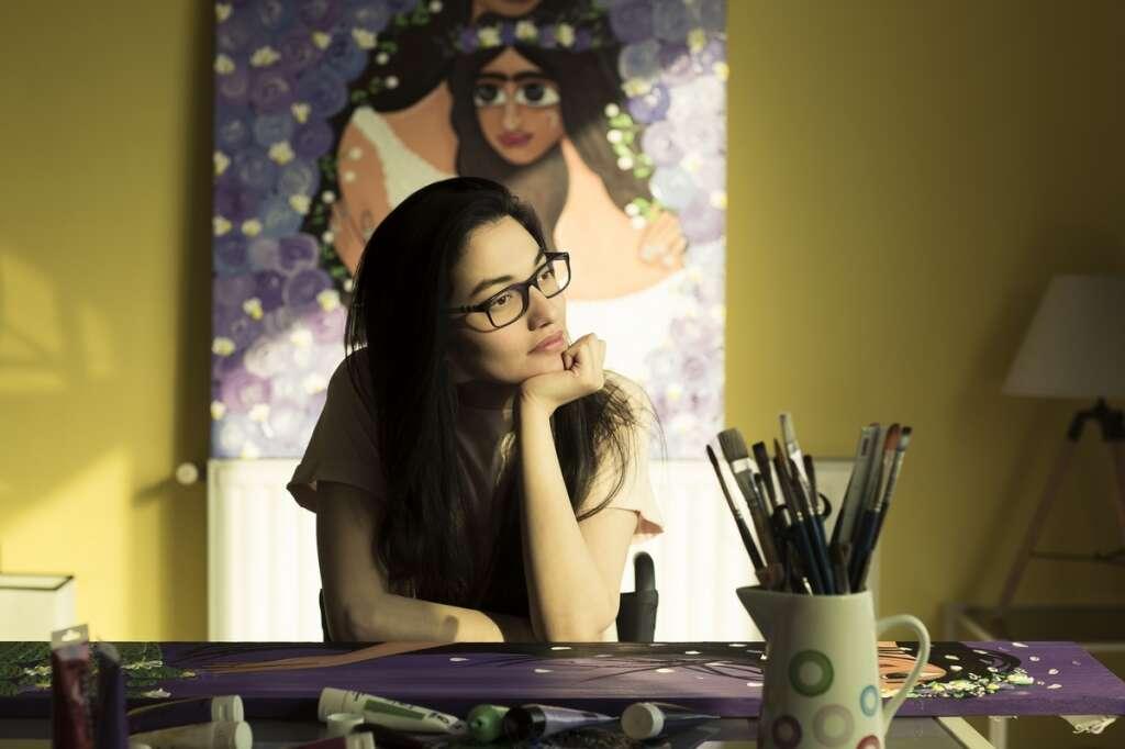 Creative expression needs courage: Muniba Mazari