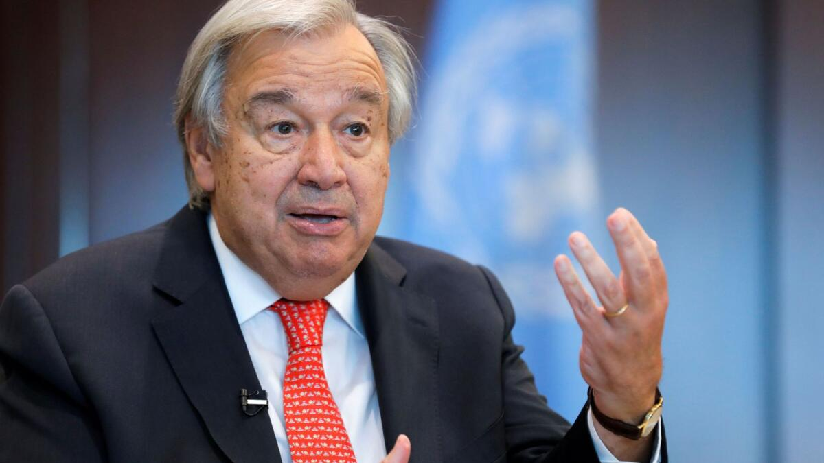 World leaders return to UN with focus on pandemic, climate