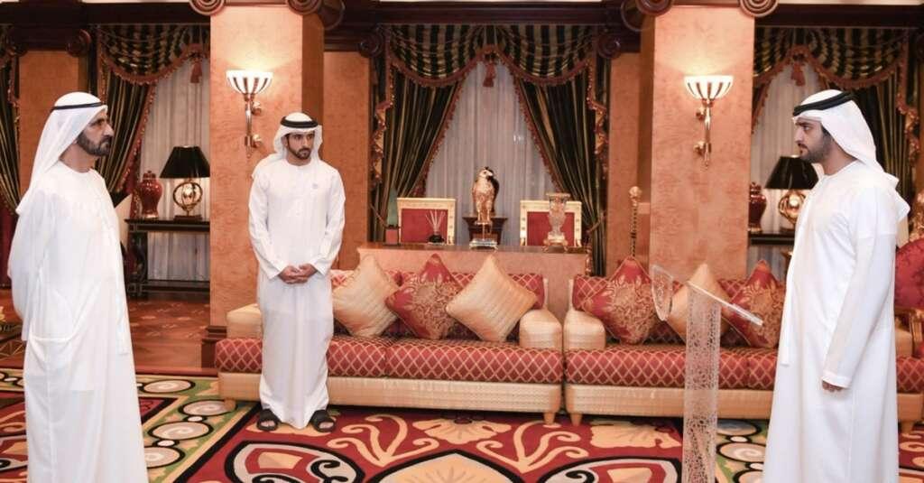 Sheikh Maktoum sworn in as President of Dubai Financial Audit Authority