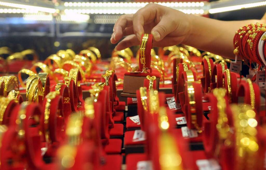 Gold is back in fashion after $15t global equity decline
