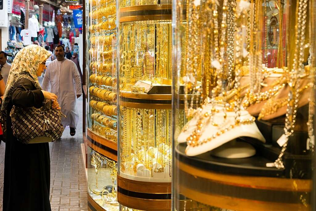 recycled gold, gold pice, DSf, jewellery, gold prices in UAE