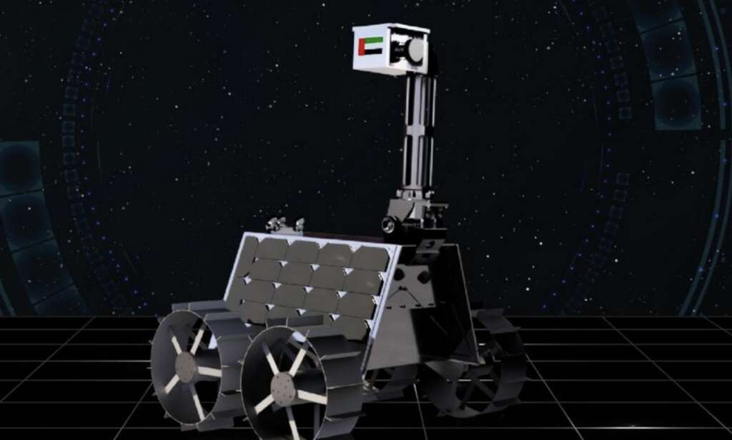 All you need to know, UAE mission to Moon, Rashid Rover, Emirates Lunar Mission