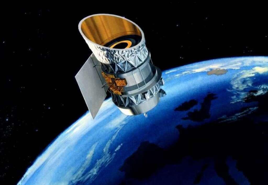satellites, collision