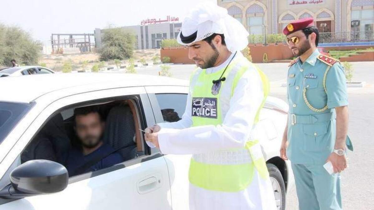Week left to get 50% off on Sharjah, RAK traffic fines