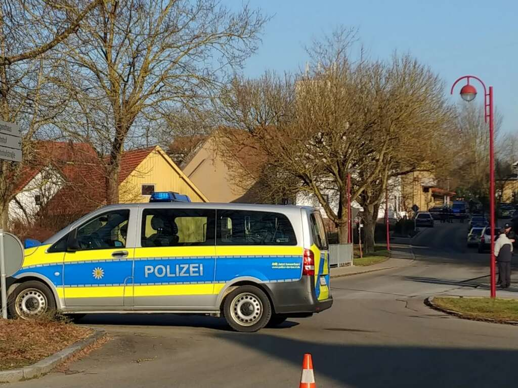 germany, rot am see, shooting, suspect, six killed