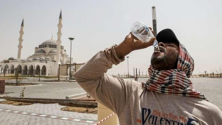 Humid weather forecast for UAE, mercury to hit 48°C - News
