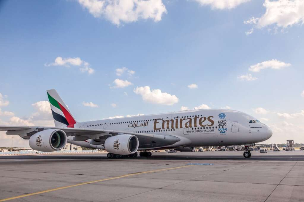 All passengers disembark Emirates flight in New York after 10 fall ill