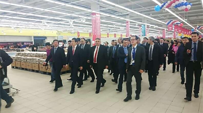 Carrefour Hypermarket Opens In Kazakhstan Khaleej Times