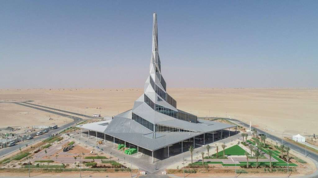 Video: Officials tour Innovation Centre at Mohammed bin Rashid Al Maktoum Solar Park