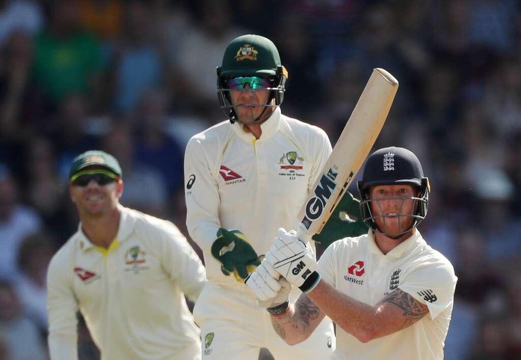 Stokes giving Australia captain Paine sleepless nights