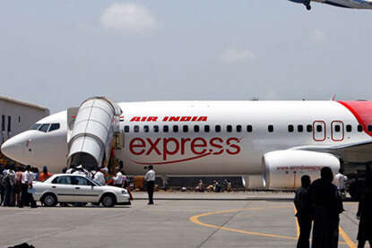 Free rebooking, UAE-bound, passengers, API approval, Air India Express