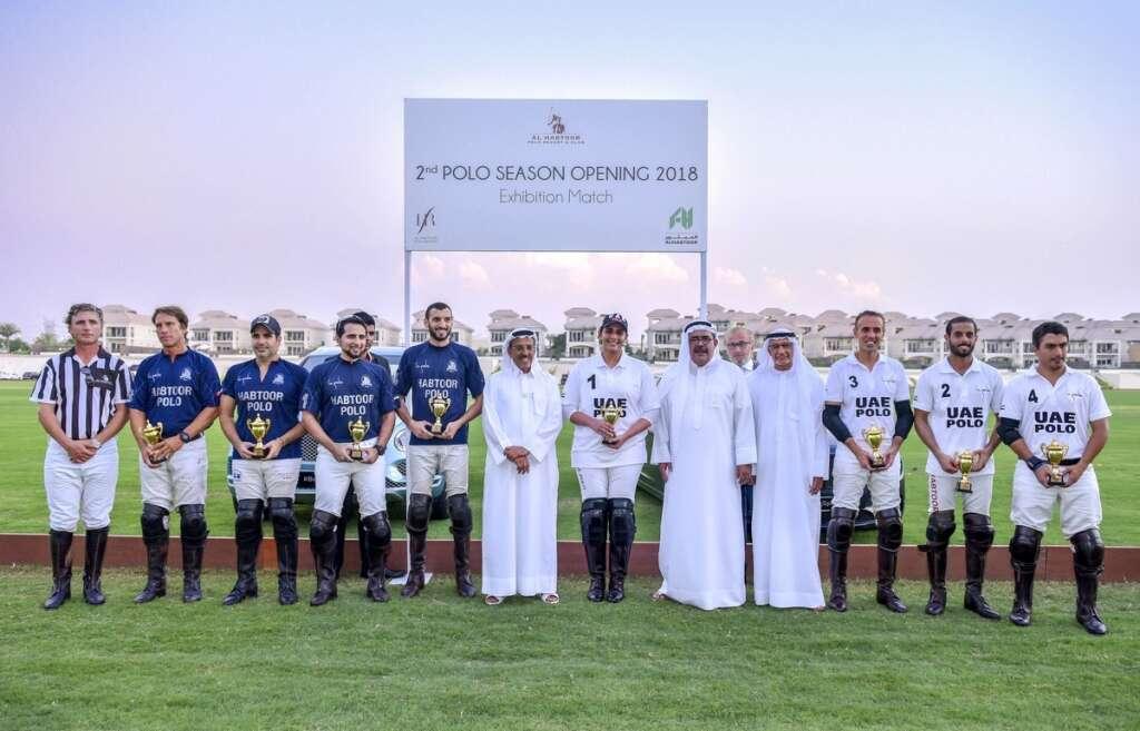Al Habtoor's second polo season opens in style