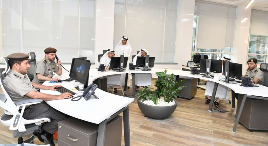 UAE residence visa, covid-19, coronavirus, amer centre, faic, ica