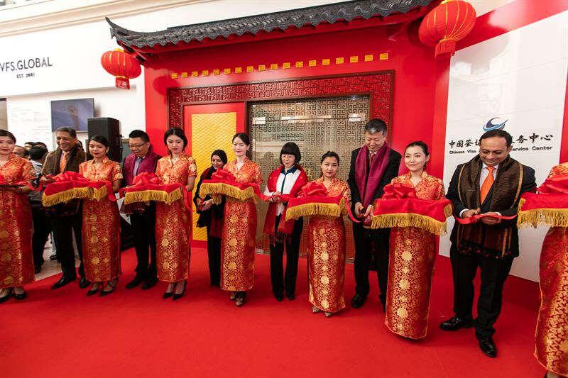 Region's first China visa service center opens in Dubai
