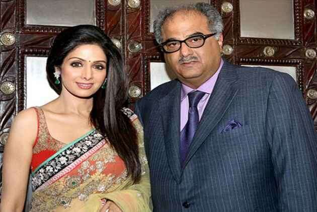 Boney Kapoor and Sridevi's controversial love story - News