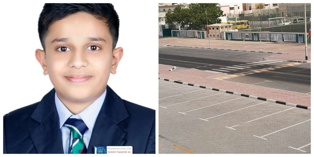 RTA grants, student, request, pedestrian crossing, Dubai, school area,