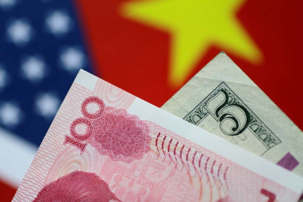 Yuan sinks as US report declines to label China a currency manipulator