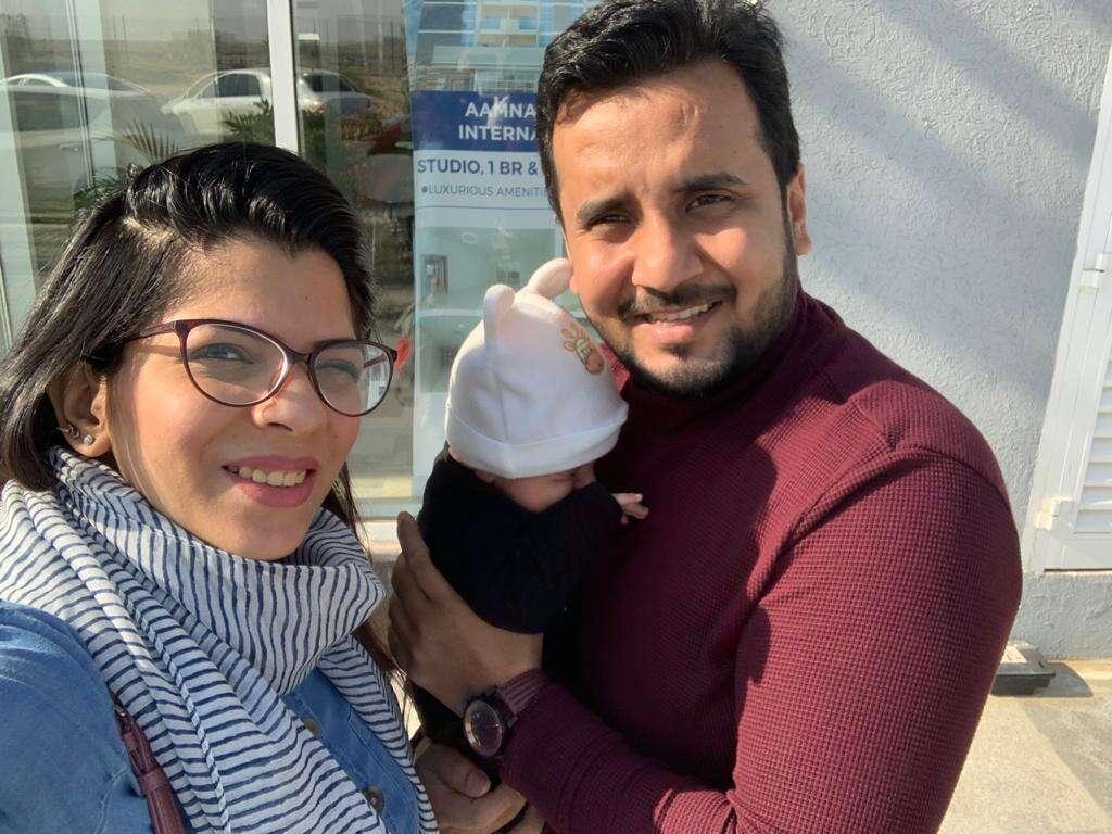 Pakistani woman, stranded, India, return home, Dubai