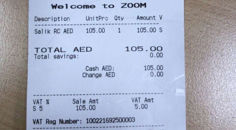Charged 5% VAT on Salik in Dubai? You can get a refund