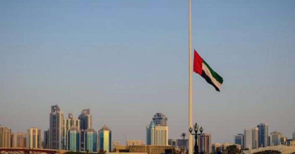 Hosni Mubarak, half-mast, national flag, egypt, cairo, Sheikh Zayed, Sheikh khalifa