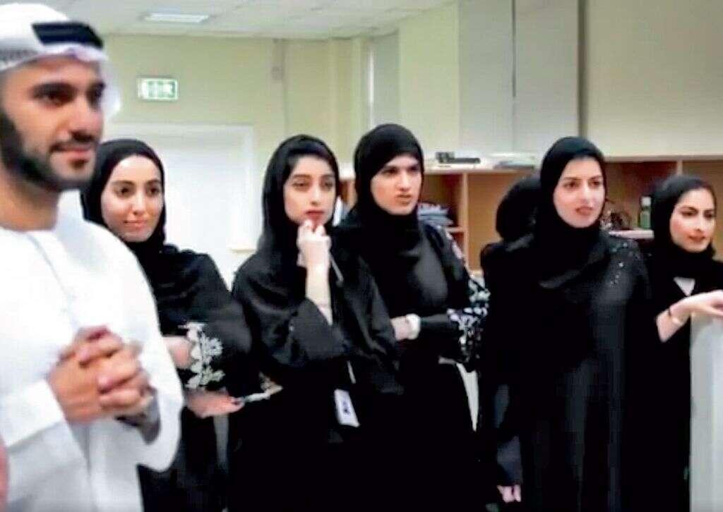 Emirati vision, Indian ingenuity