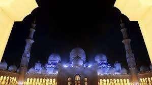 Sheikh Zayed Grand Mosque, Taraweeh