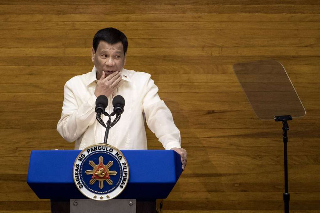 SONA 2018: Philippines' Duterte pledges 'unrelenting' drug war