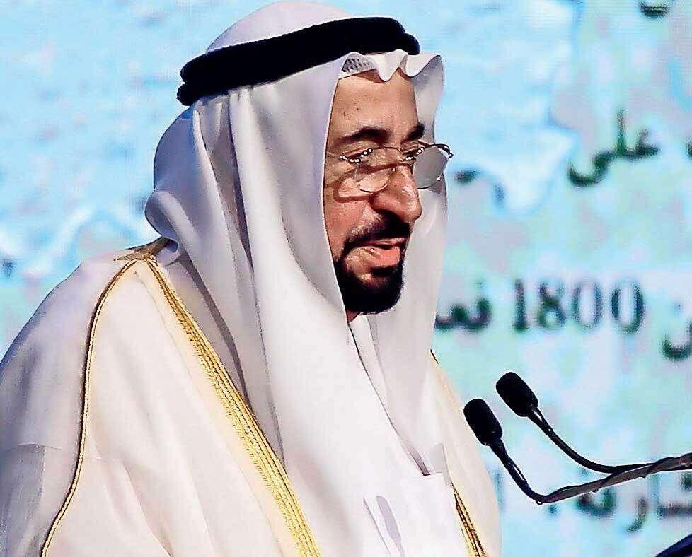 38th Sharjah International Book Fair, Sheikh Dr Sultan, SIBF, Sharjah, Sharjah Ruler