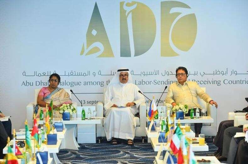 UAE announced as next chair of Abu Dhabi Dialogue for two-year term