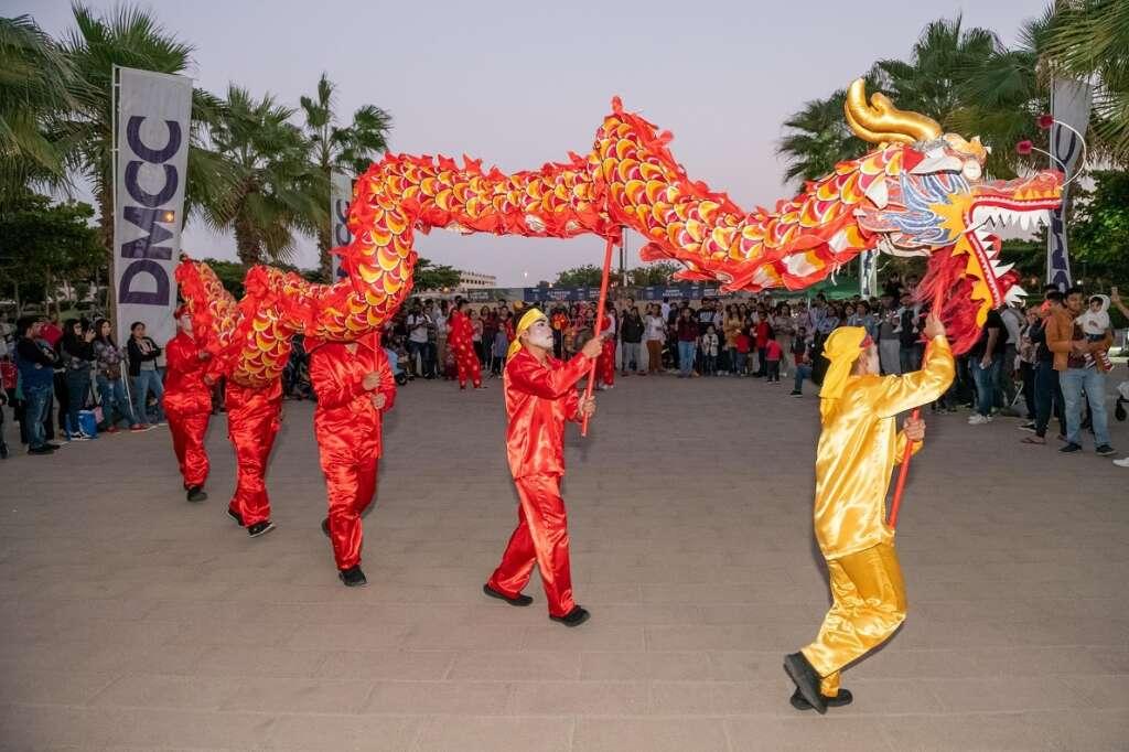 DMCC, hosts, Chinese New Year, celebrations, JLT Park, Dubai, Free Zone, Free Zone and Government of Dubai Authority